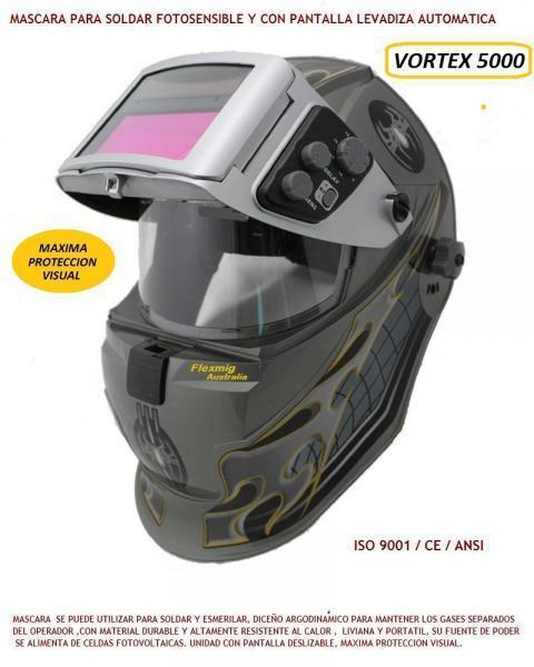 Flexmig - Mascara de soldar ...